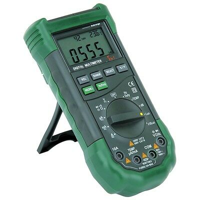 14 Function Professional Digital Meter with Sound Level and Luminosity