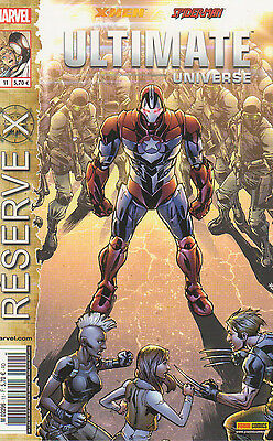 ULTIMATE UNIVERSE  N°11 Panini comics Marvel