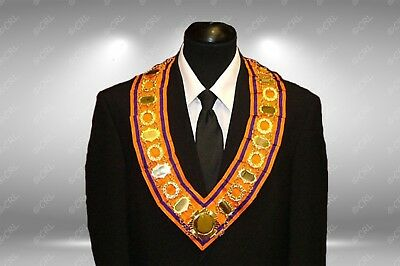 Orange Order LOL - Chain Collar - with engraving plate