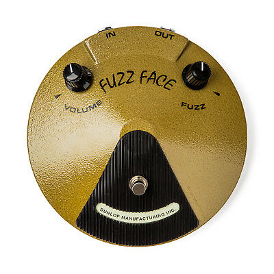Dunlop EJF1 Eric Johnson Signature Fuzz Face Distortion Pedal, Brand New In Box