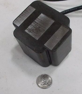 Vibratory Feeder Coil Electromagnet that will lift 489 pounds @24VDC