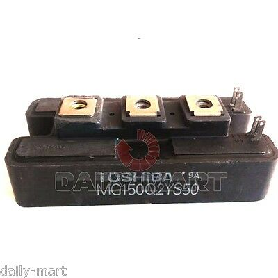 TOSHIBA IGBT Power Module MG150Q2YS50 Original New Free Ship