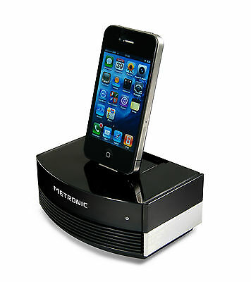 Station d'accueil TV / HiFi pour iPhone / iPod - METRONIC - 477052