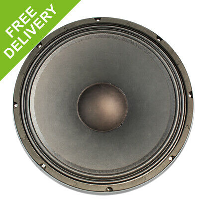 "QTX Sound 15"" Professional Replacement Spare DJ PA Speaker Driver Component 500W"