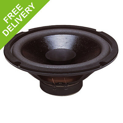 "Soundlab 8"" Professional Replacement Spare DJ Speaker Driver Component 50W"