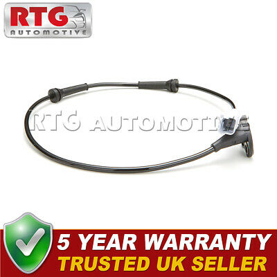 FOR PEUGEOT 307 1.4 1.6 2.0 HDi ABS WHEEL SPEED SENSOR FRONT LEFT RIGHT