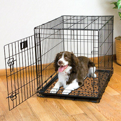 Drymate Dog Bowl Mat for Crate or Kennel