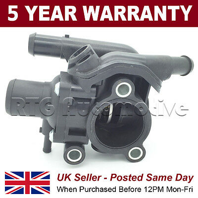 For Ford Focus Maverick Plastic Housing Including Thermostat