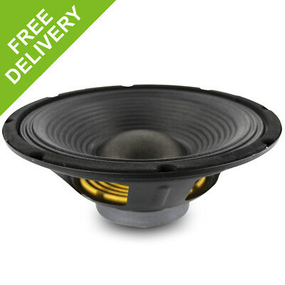 "Skytec 12"" Professional Replacement Spare DJ Voice Speaker Driver Component 200W"
