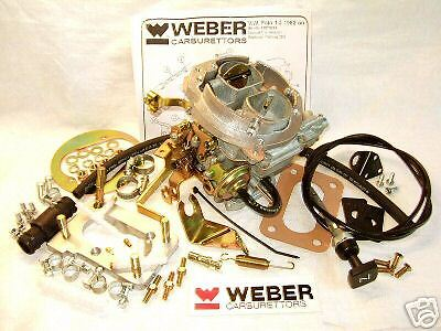 VW POLO 1272cc 1982-91 WEBER 32/34 DMTL CARB/ CARBURETTOR  1887097400