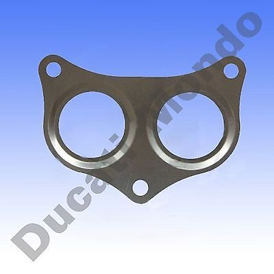 Exhaust gasket manifold header for Ducati 748 851 888 916 996 ST4 Monster S4 S4R