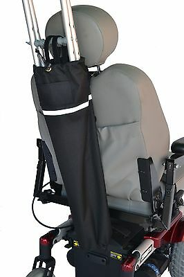 Diestco Crutch Holders for Manual Powerchair Wheelchair and Scooters B6213 B6313