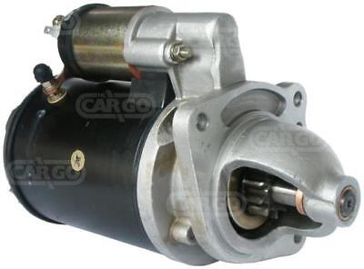 LUCAS MARELLI TYPE M127 Ford New Holland Tractor Starter Motor LRS212 12V 110462