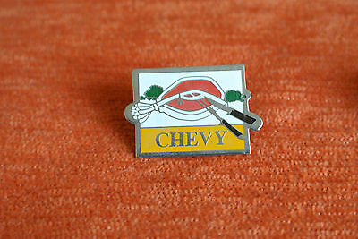 07446 Pin's Pins Chevy Paris Boucher Boucheries