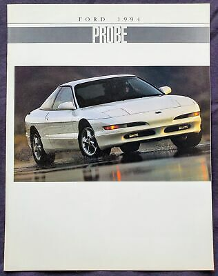 1994 Ford Probe Brochure (Mint Condition)