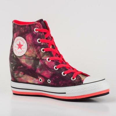 CONVERSE SCHUHE CHUCKS Ct All Star Hi 542625C Platform Wedge