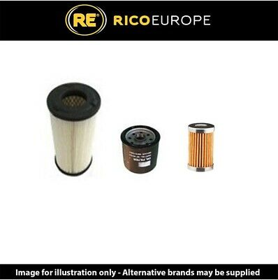 Iseki TH4330 FH Filter Service Kit Air, Oil, Fuel Filters