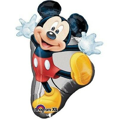 """Disney Mickey Mouse Clubhouse Full Body 31"""" Mylar Balloon Birthday Party supply"""