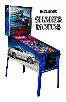 Stern Ford Mustang Limited Edition 50th Anniv Pinball Machine
