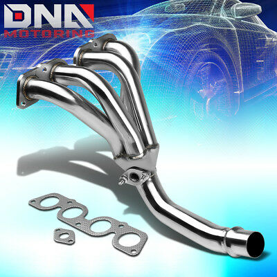 Stainless Steel 4-1 Header For 98-01 Corolla E110 1.8L 1Zz-Fe Exhaust/manifold