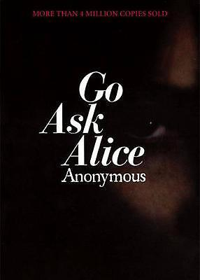 Go Ask Alice by Anonymous Paperback Book (English)