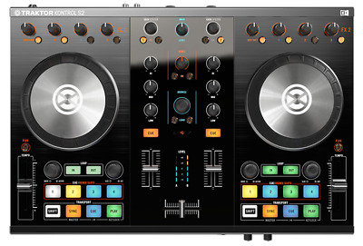 Native Instruments Traktor Kontrol S2 Mk2 **New Version** - NI DJ Controller