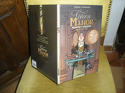 Green Manor N°3 Fantaisies Meurtrieres - Edition Originale 2005