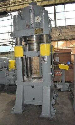 400 Ton Verson 4-Post Down-Acting Hydraulic Press - #27136