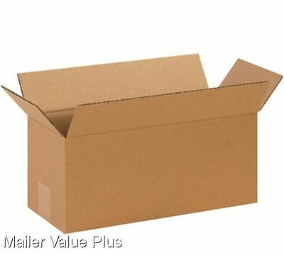 25 14 x 6 x 6 Corrugated Shipping Boxes Packing Storage Cartons Cardboard Box