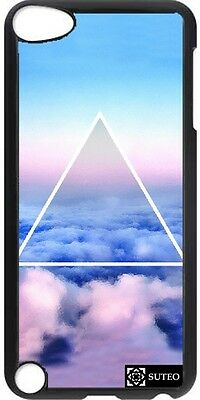 Coque Ipod Touch 5 - Triangle et Nuage - ref 1057