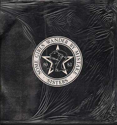 The Sisters Of Mercy Lp 33giri Some Girls Wander By Mistake Sig 0090317647616