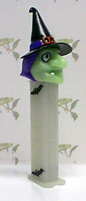 PEZ - Halloween - 2005 Series Witch - 5.9 China - Mint on Card