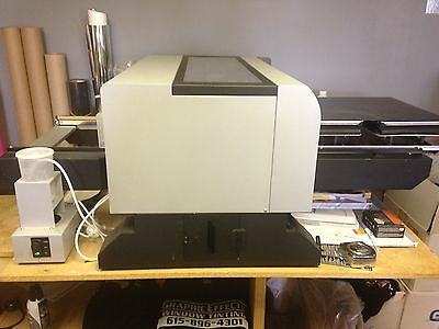 SummitDTG Summit DTG 520 Direct to Garment Tshirt Printer w/ Laptop