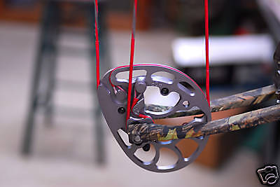 Custom Bow String & Cable Set for Compound Bow- Bear Precision Tuning Package