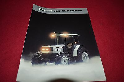 White Oliver 2-55 2-65 2-75 Tractor Dealer/'s Brochure DADS