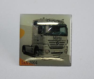 Mercedes Benz Charter Way IAA 2004 Pin