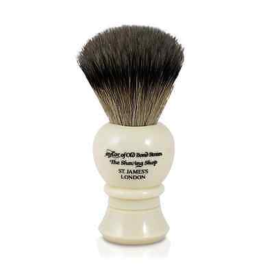 Pure Badger Shaving Brush - Large Handle – Made in England. NEW!