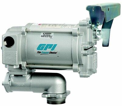 GPI M-3120 Heavy Duty Vane Pump 133200-07
