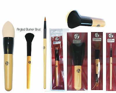 W7 Cosmetic Makeup Brushes - Choose Your Brush