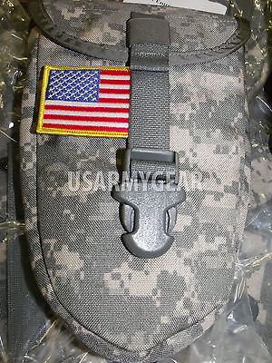 NEW Made in USA Military Issue Army Shovel Hand Entrenching E Tool / Carrier GI