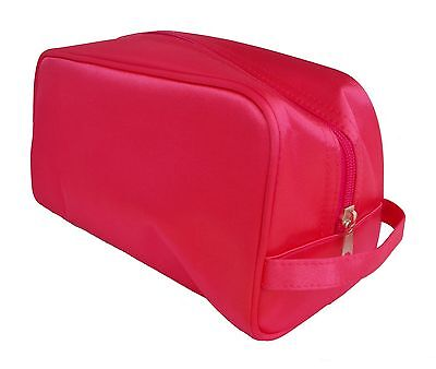Ladies Womens Large Toiletry Bag Travel cosmetics storage pouch wash makeup case