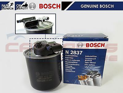 For Mercedes Vito Viano Sprinter 319 419  A 180 220 B 200 220 Bosch Fuel Filter