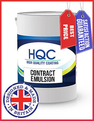 Hqc Contract Emulsion Paint 520L Magnoliawhite Professional Product