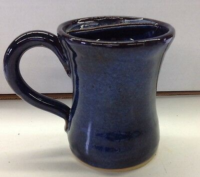 Handcrafted NC Asheboro Pottery Cup
