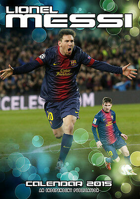 Lionel Messi Kalender 2015 Neu & Ovp (Dream)