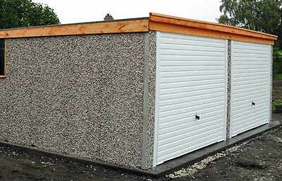 Double Garages/ Concrete Sectional Garage/garages 16Ft X 14Ft