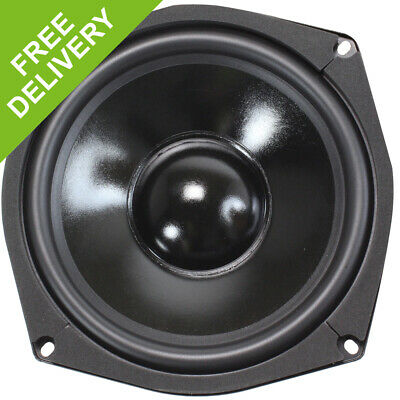 "Monacor 8"" Inch Pro Replacement Spare PA Mid Speaker Driver Component 150W"