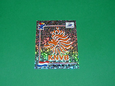 N°300 Badge Ecusson Nederland Panini Football France 98 1998 Coupe Monde Wm