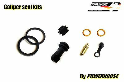 Yamaha WR 125 R rear brake caliper seal repair kit set 2009 2010 2011 2012