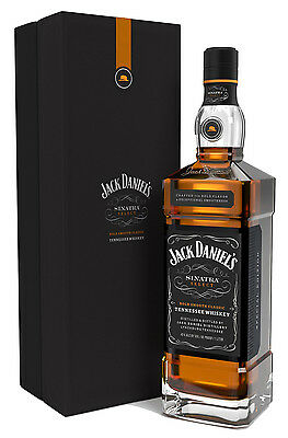 Jack Daniel's Frank Sinatra Select Tennessee Whiskey 1000ml in Box